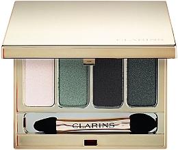 Духи, Парфюмерия, косметика Четырехцветные тени для век - Clarins Palette 4 Couleurs