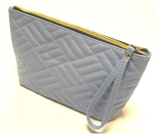 "Косметичка ""Классика"", B5108W, светло-синяя - Natural Style"
