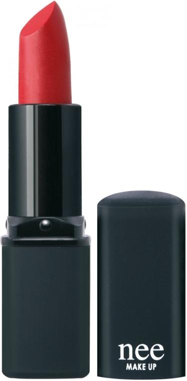Увлажняющая губная помада с витамином Е - Nee Make Up Lipstick Hydrating Vitamin E