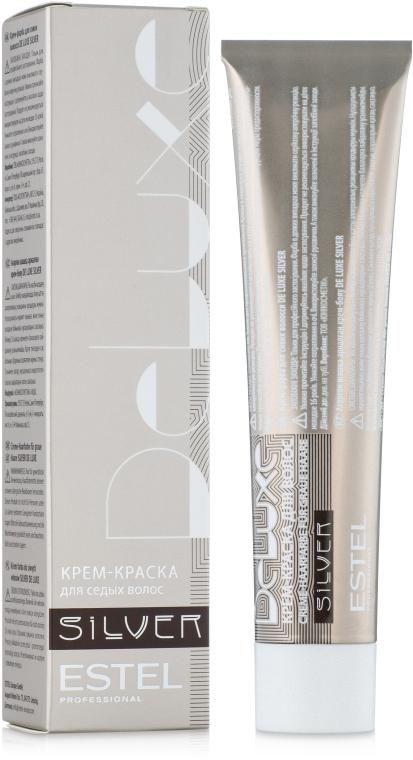 Краска для седых волос - Estel Professional De Luxe Silver