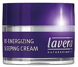 Духи, Парфюмерия, косметика Энергетический ночной крем - Lavera Re-Energizing Sleeping Cream