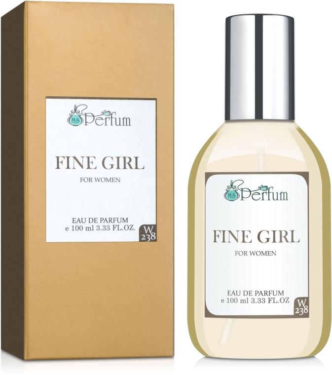 MSPerfum Fine Girl - Парфюмированная вода