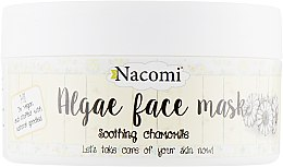 """Духи, Парфюмерия, косметика Альгинатная маска для лица """"Ромашка"""" - Nacomi Professional Face Mask"""