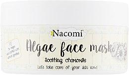 "Парфумерія, косметика Альгінатна маска для обличчя ""Ромашка"" - Nacomi Professional Face Mask"