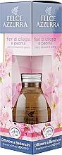 Парфумерія, косметика Освіжувач повітря, дифузор - Felce Azzurra Cherry Blossoms