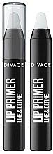 Духи, Парфюмерия, косметика Основа для макияжа губ праймер в стике - Divage Lip Primer