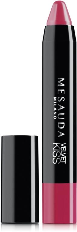 Помада-карандаш для губ - Mesauda Milano Velvet Kiss Lipstick