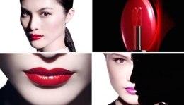 Духи, Парфюмерия, косметика Жидкая помада-лак - Shiseido Lacquer Rouge
