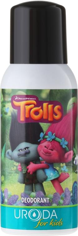 Bi-Es Disney Trolls Branch - Аэрозольный дезодорант
