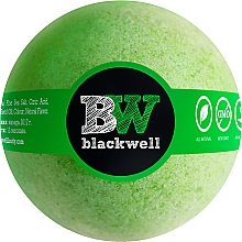 "Парфумерія, косметика Бомбочка для ванни ""Яблуко"" - Blackwell Bath Bomb Apple"