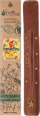 """Аромапалочки с деревянной подставкой """"Мандарин"""" - MSPerfum — фото N1"""