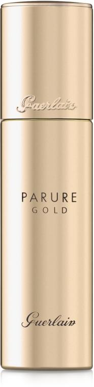 Осветляющий флюид SPF 30 - Guerlain Parure Gold Fluid Foundation