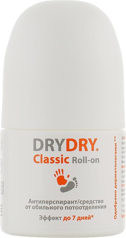 Средство от обильного потоотделения - Lexima Ab DryDry Classic Roll-on