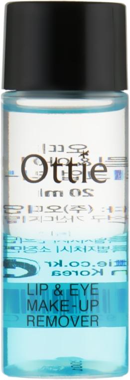 Средство для снятия макияжа с глаз и губ - Ottie Lip & Eye Make-up Remover