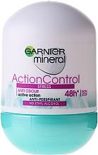 Духи, Парфюмерия, косметика Дезодорант-ролик - Garnier Mineral Action Control 48h Deodorant