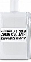 Духи, Парфюмерия, косметика Zadig & Voltaire This is her - Парфюмированная вода (тестер с крышечкой)