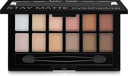 Палетка матовых теней для век - DoDo Girl Stay Matte Eyeshadow