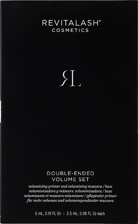 Тушь для ресниц - Revitalash Double Ended Volume