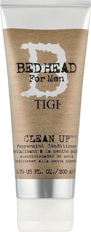 Мятный кондиционер для мужчин - Tigi B For Men Clean Up Peppermint Conditioner