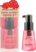Духи, Парфюмерия, косметика Лечащая сыворотка-масло для волос - Mise En Scene Perfect Serum Rose Petal Edition
