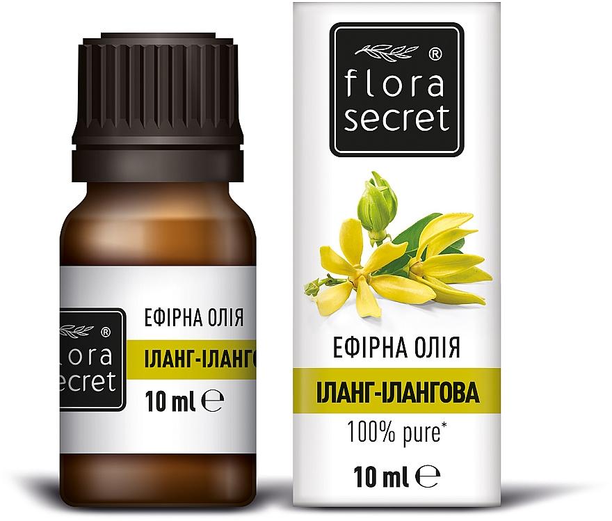 Эфирное масло иланг-иланга - Flora Secret