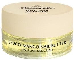 Духи, Парфюмерия, косметика Масло с кокосом и манго для ногтей - Alessandro International Coco Mango Nail Butter