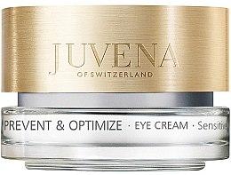 Парфумерія, косметика Крем для ділянки навколо очей для чутливої шкіри - Juvena Skin Optimize Eye Сream Sensitive