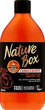 Духи, Парфюмерия, косметика Кондиционер для волос с абрикосовым маслом - Nature Box Apricot Oil Conditioner
