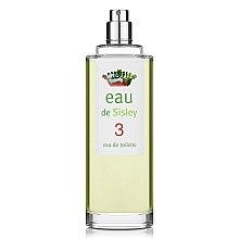 Духи, Парфюмерия, косметика Sisley Eau de Sisley 3 - Туалетная вода (тестер без крышечки)