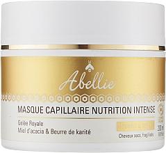 "Духи, Парфюмерия, косметика Маска для волос ""Интенсивное питание"" - Abellie Masque Capillaire Nutrition Intense"
