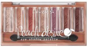 Палитра теней - Lovely Peach Desire
