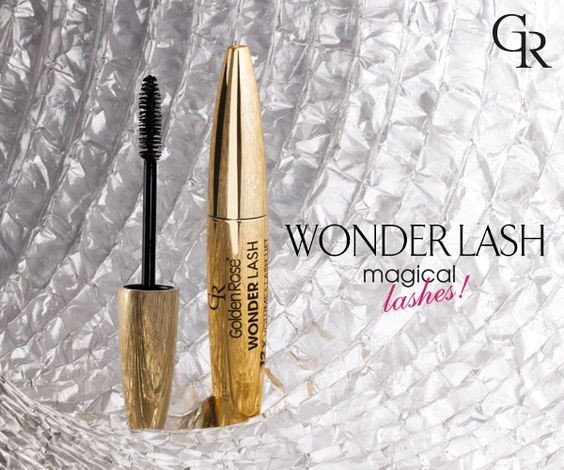 Тушь для ресниц - Golden Rose Wonder Lash Mascara
