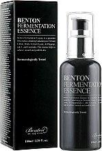 Парфумерія, косметика Ферментована есенція для обличчя - Benton Fermentation Essence