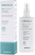 Лосьйон для лікування лупи - SesDerma Laboratories Sebovalis Hair Solution — фото N1