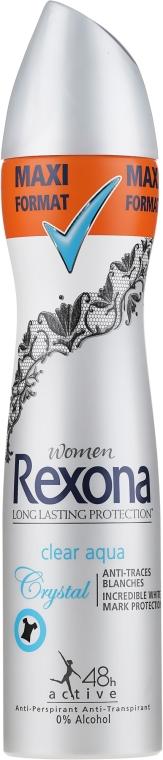 Дезодорант-спрей - Rexona Deodorant Spray — фото N1