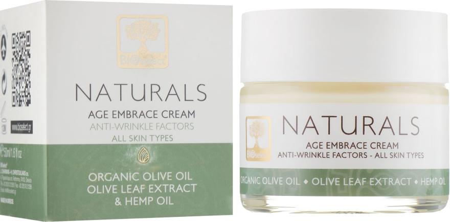 Антивозрастной крем против морщин для лица и шеи - BIOselect Naturals Age Embrace Cream