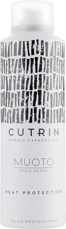 Термозащитный спрей для волос - Cutrin Muoto Heat Protection