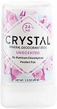 Духи, Парфюмерия, косметика Дезодорант - Crystal Body Deodorant Travel