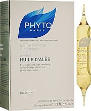 Духи, Парфюмерия, косметика Масло Алеса для интенсивного увлажнения волос - Phyto Huile D'Ales