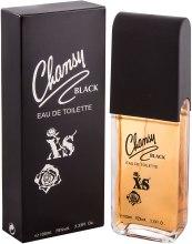 Духи, Парфюмерия, косметика Saudi Chamsy XS Black - Туалетная вода