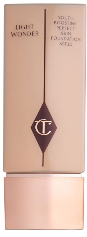Супер-легкая тональная основа - Charlotte Tilbury Light Wonder Youth Boosting Perfect Skin Foundation