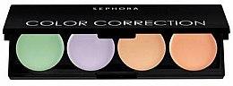 Духи, Парфюмерия, косметика Палетка цветных корректоров - Sephora Must Have Color Correction