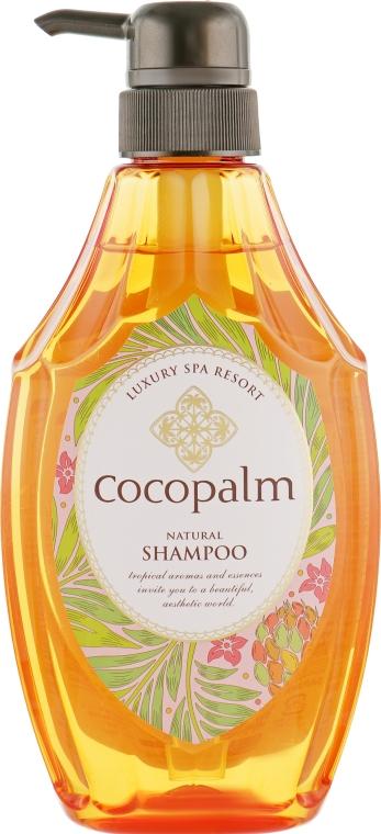 Шампунь для оздоровления волос и кожи головы - Cocopalm Luxury Spa Resort Natural Shampoo