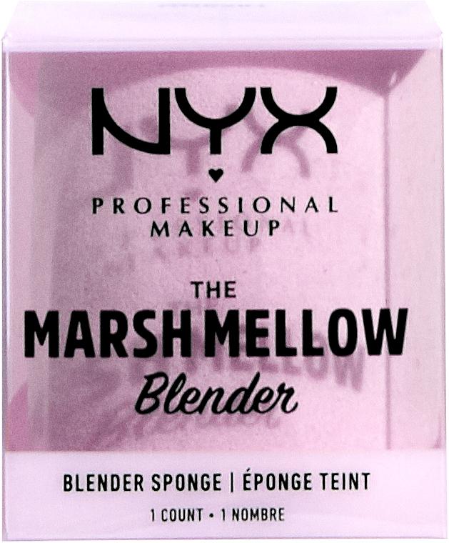 Спонж для макияжа лица - NYX Professional Makeup Marshmallow