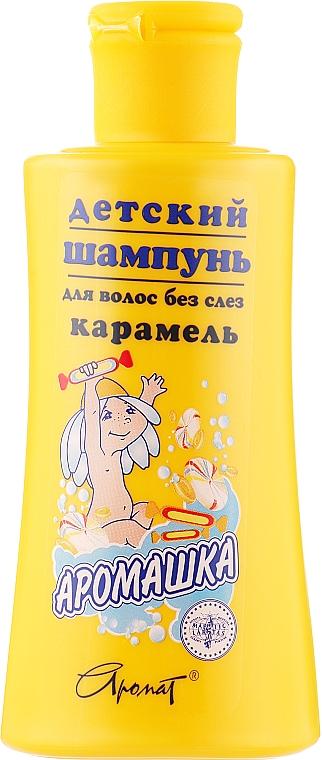 """Детский шампунь """"Аромашка"""" карамель - Аромат"""
