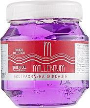 Духи, Парфюмерия, косметика Гель для укладки волос экстрасильной фиксации - Millenium French Collection Gel