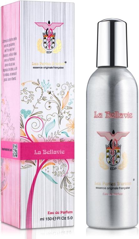 Les Perles d'Orient La Bellavie - Парфюмированная вода