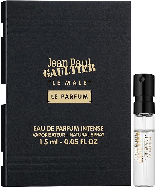 Jean Paul Gaultier Le Male Le Parfum - Парфюмированная вода (пробник)