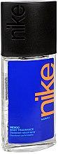 Духи, Парфюмерия, косметика Nike Indigo Man Nike - Дезодорант-спрей