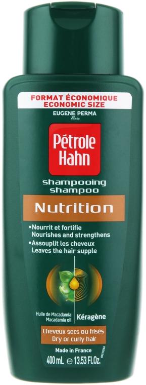 Шампунь зміцнюючий для сухого і завитого волосся - Eugene Perma Petrole Hahn Shampoo for Dry Curly Hair — фото N3